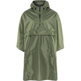 AGU Grant Poncho Unisex army green